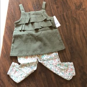 🆕 Carter's Summer Toddler Outfit 🌸